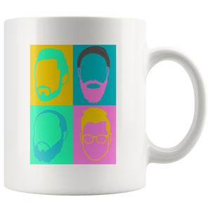 Color Face Design - Mug