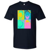 Backstage Live - Color Face Design Tee /w Crown