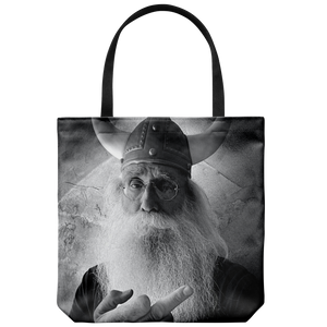 Tote Bag - Viking Finger