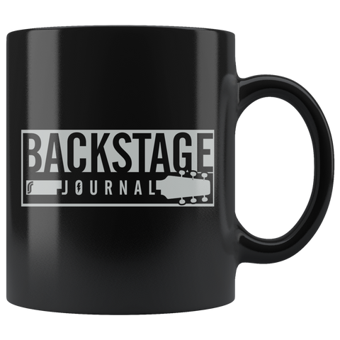 Backstage Journal Mug