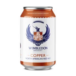 Wimbledon - Copper Ale