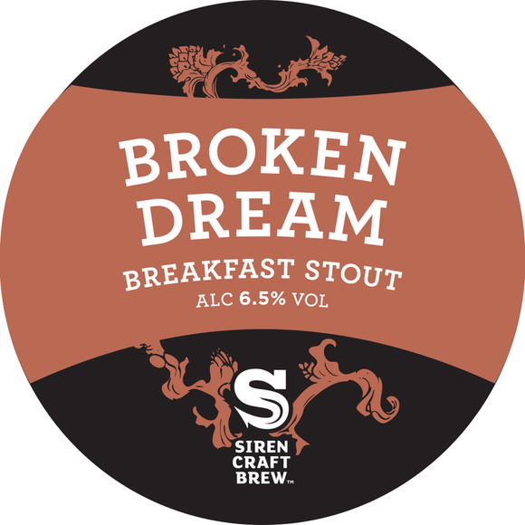 Siren Craft - Broken Dream Breakfast Stout