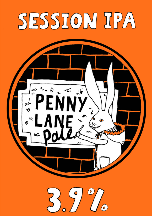 Mad Hatter - Penny Lane IPA