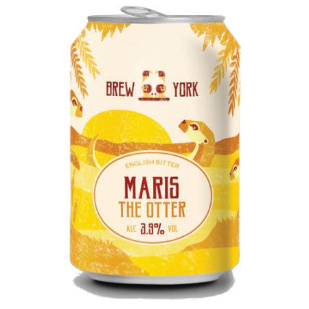 Brew York - Maris the Otter