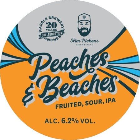 Marble - Peaches and Beaches