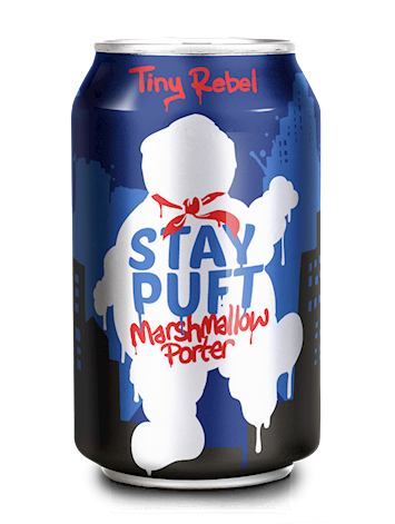 Tiny Rebel - Stay Puft Marshmallow Porter