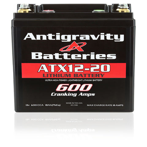 Antigravity Battery - C3 Powersports Snowbike Timbersled Yeti Mototrax KTM Husky Husqvarna Yamaha YZ  Honda CRF 450 Accessories Upgrades