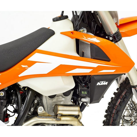 Trail Tech Digital Fan Kit - C3 Powersports Snowbike Timbersled Yeti Mototrax KTM Husky Husqvarna Yamaha YZ  Honda CRF 450 Accessories Upgrades
