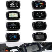 Trail Tech Deluxe Digital Gauges - C3 Powersports Snowbike Timbersled Yeti Mototrax KTM Husky Husqvarna Yamaha YZ  Honda CRF 450 Accessories Upgrades