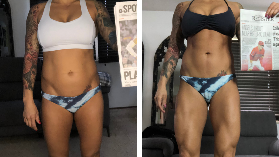 carb cycling female