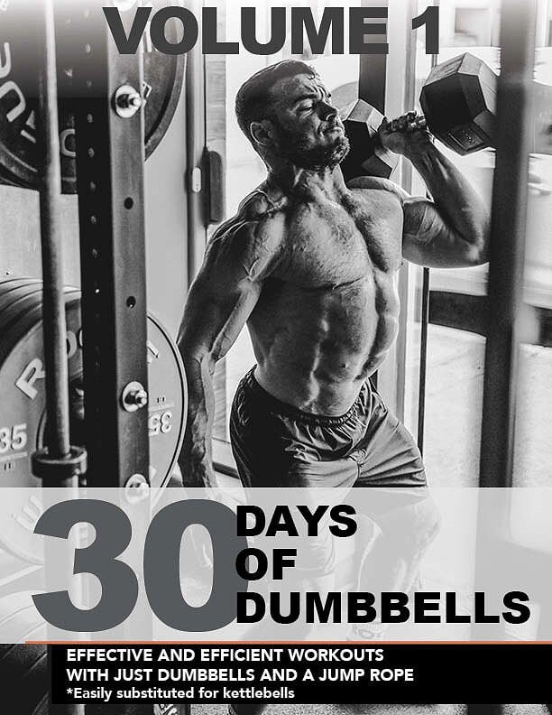 30 Days of Dumbbells VOL 1