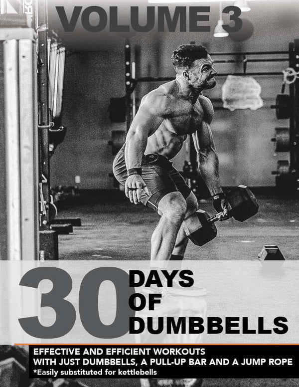 30 Days of Dumbbells VOL 3
