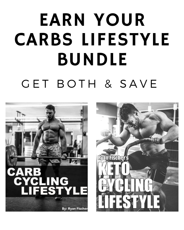 EARN YOUR CARBS BUNDLE PACK (Carb Cycling + Keto Cycling)