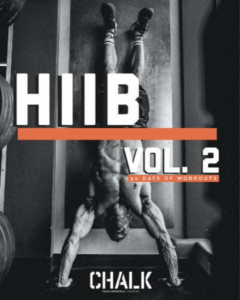 HIIB eBook Volume 2 - 30 Days of Workouts