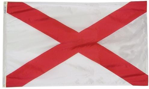 Alabama Outdoor Flag for Sale - Flags made in USA - Flagman of America