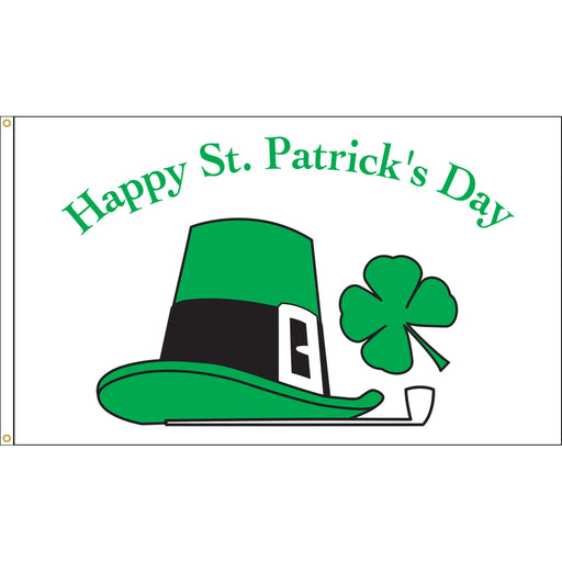 St Patricks Day Flag for Sale | Shop St Patrick Day Flags | St Patrick