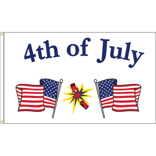 4th of July Flag for Sale | Shop 4th of July Flags | July 4th Flag
