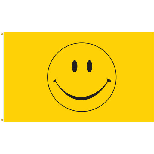 Smiley Face Flag for Sale | Shop Smiley Face Flags | Smiley Outdoor Flag