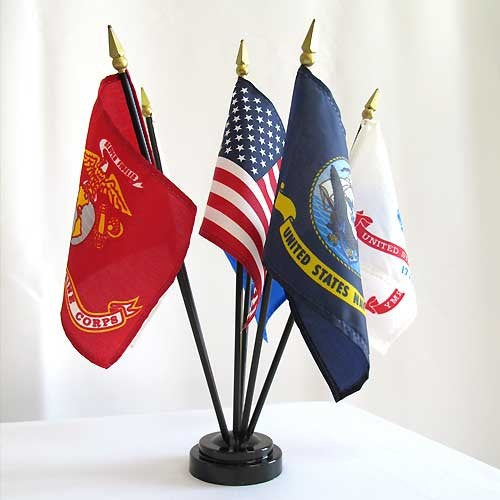 Vietnam Veterans Indoor Flag