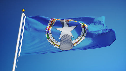 Northern Marianas Outdoor Flag