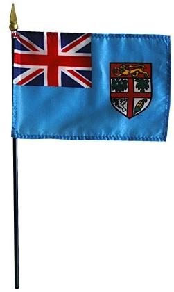 Mini Fiji Flag for sale