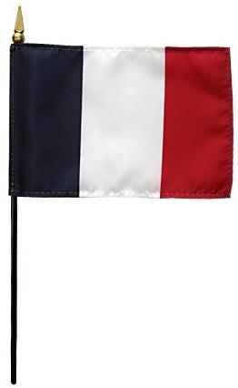 Mini France Flag for sale