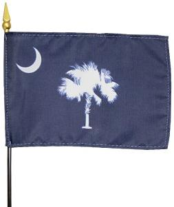 Miniature South Carolina Flag