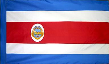 Democratic Republic of Congo (UN) Indoor Flag