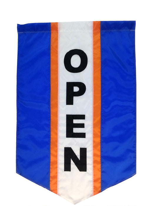 Custom Open flag for sale