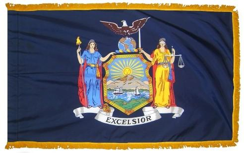 New York Indoor Flag