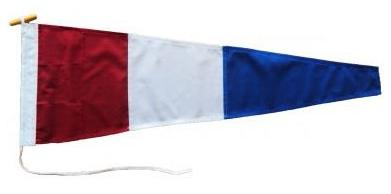 Numeral Signal Pennant 3 for sale