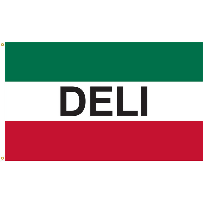 Deli Flag for Sale - Deli Flags for Sale