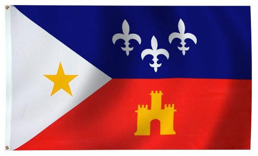 Acadiana Promotional Flag