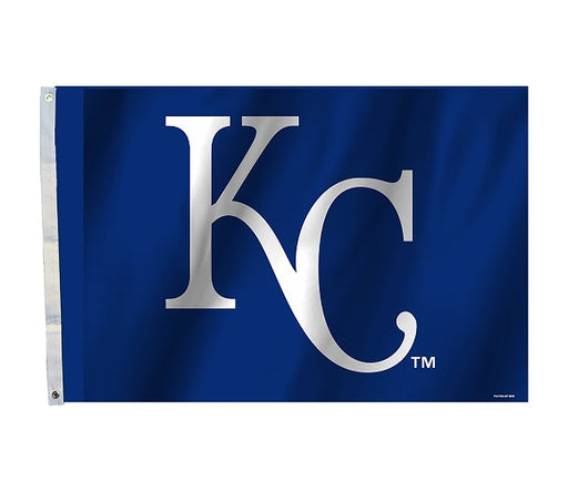 kansas city royals flag for sale - officially licensed - flagman of america