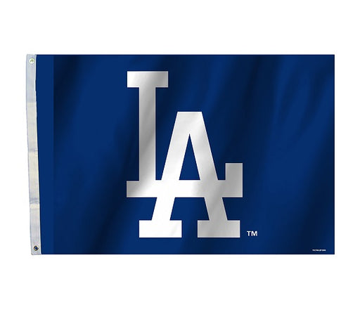 los angeles dodgers flag for sale - officially licensed - flagman of america