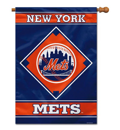 new york mets flag for sale - officially licensed - flagman of america