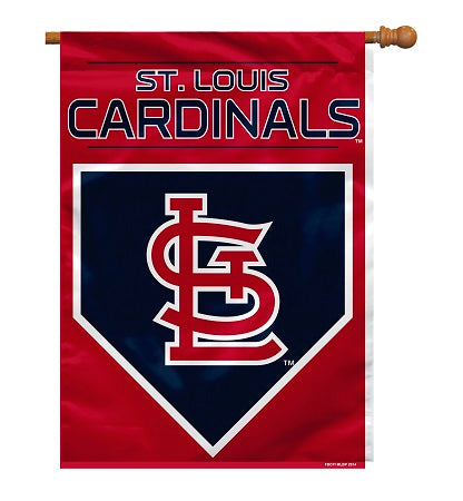 st louis cardinals flag for sale - officially licensed - flagman of america
