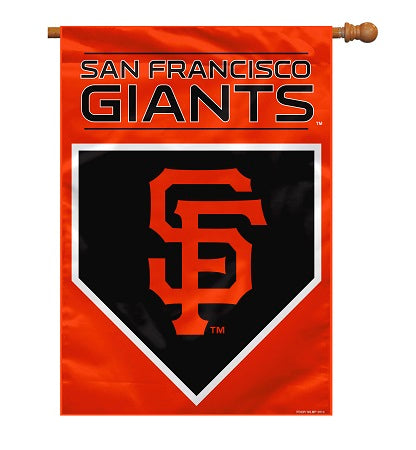 san francisco giants flag for sale - officially licensed - flagman of america