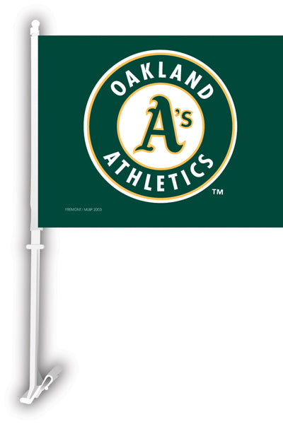 oakland a's flag for sale - officially licensed - flagman of america