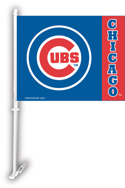 Chicago Cubs Outdoor Flags