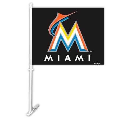 miami marlins flag for sale - officially licensed - flagman of america
