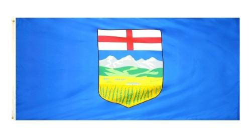 Alberta (Canada) Outdoor Flag