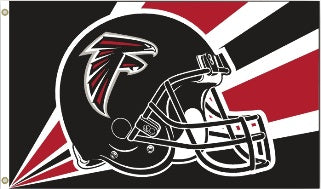 Atlanta Falcons Outdoor Flags