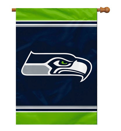 Seattle Seahawks Outdoor Flags
