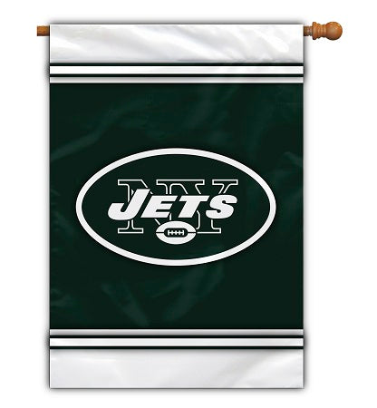 new york jets outdoor flag for sale - officially licensed - flagman of america