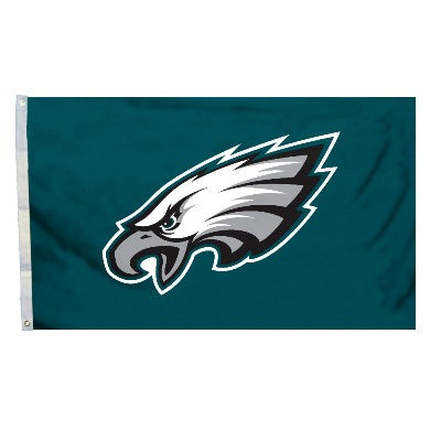 philidelphia eagles outdoor flag for sale - officially licensed - flagman of america