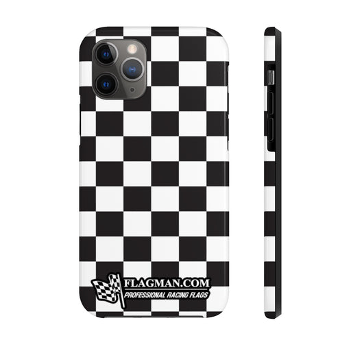 Checkered Case Mate Tough Phone Cases