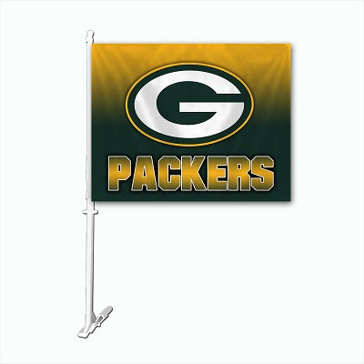 Green Bay Packers Outdoor Flags