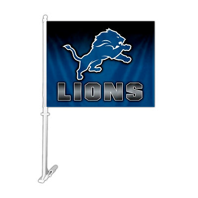 detroit lions outdoor flag for sale - officially licensed - flagman of america