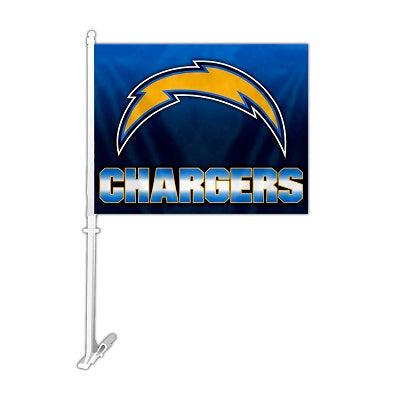 san diego chargers outdoor flag for sale - officially licensed - flagman of america